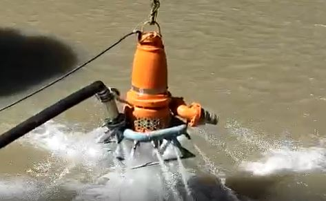 water jetting ring