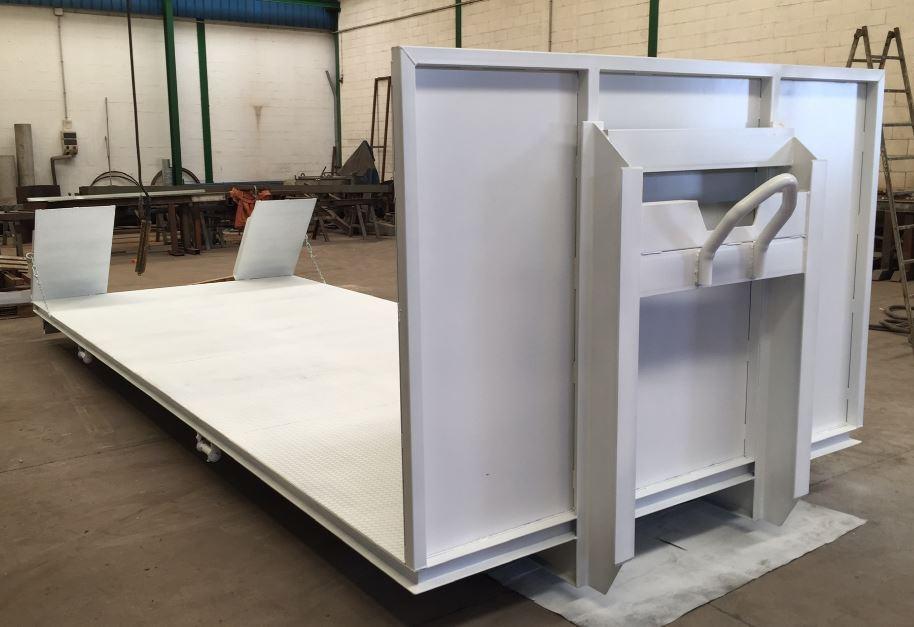 Fabricación Multilift plataforma